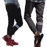 Celana Jogger Pants Strip Naruto 27-32 Limited Edition Diskon