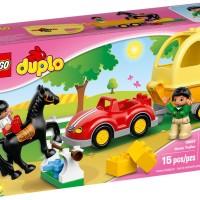 PROMO LEGO 10807 - Duplo - Horse Trailer LIMITED
