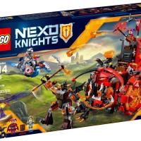 PROMO LEGO 70316 - Nexo Knights - Jestro''s Evil Mobile LIMITED