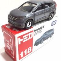 harga Tomica Series no 118 Honda CR-V Grey Tokopedia.com