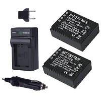 Smatree Battery Fujifilm W126 for Fujifilm XA3 XT10 XT20 XT2 XE2