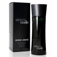 Parfum Ori Armani Code Black For Men EDT 75 Ml ~ No Box
