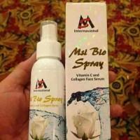Harga msi bio spray vitamin c collagen face | Pembandingharga.com
