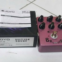 Effect Gitar JOYO JF-16 British Sound