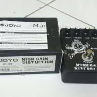 Effect Gitar JOYO JF-04 High Gain Distortion