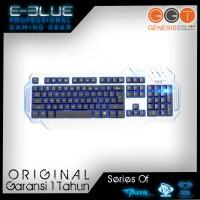E-Blue Mazer Type - X Backlit Gaming Keyboard EKM720 Multicolor LED