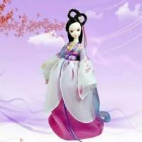 kurhn doll (barbie china)