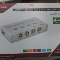 Auto Switch Printer 4 Port USB Auto Sharing Switch Printer - GT4UA