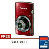 Kamera CANON IXUS 185 20.0 MP+ Bonus SDHC 8GB+CASE