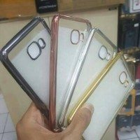 Soft Case Shining Chrome for Samsung Galaxy C5