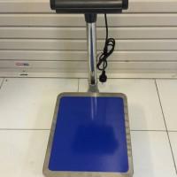 harga Timbangan Barang. Timbangan Duduk A12e. 100kg X 5g Tokopedia.com