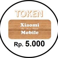 Token Rp.5000 Xiaomi-Mobile