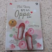 Novel Flat Shoes Oppa - Citra Novy