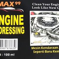PEMBERSIH RUANG LUAR MESIN / ENGINE DRESSING / ENGINE CASE - ED99