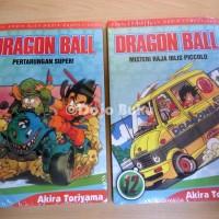 Komik Seri: Dragon Ball (Terbit Ulang) Akira Toriyama