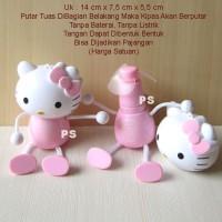 Jual Hello Kitty Kipas Angin Manual Lovely Full Body Murah