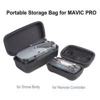 Hard Portable Carry Case Storage Bag & Remote Control - DJI Mavic PRO