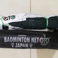 Net Badminton GTO Murah !!