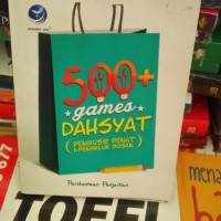 Harga 500 Games Dahsyat Pengusir Penat Penakluk Bosan  | WIKIPRICE INDONESIA