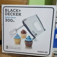 Hand Mixer Black and Decker tipe M350-B5