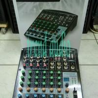 mixer professional SOUNDCRAFT EFX8/4 USB ( HITAM)