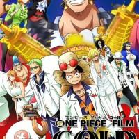 (MOVIE) one piece gold Movie 1080p SUB INDO