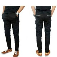 7 - Premium Celana Panjang Slimfit Chino Pants/Zara Man-adem halus