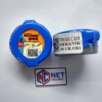 harga Timah Cair Mechanic Ori 30gr / Pasta Solder Mekanik Original 30 Gr Tokopedia.com