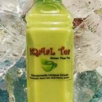 Jual Green Thai Tea Kemasan botol 270 ml Murah