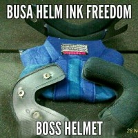 Busa Helm INK FREEDOM