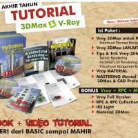 DVD Video Tutorial & Ebook 3DMax VRay