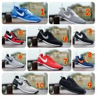 harga Sepatu Pria Sneakers Nike Md Runner Made In Vietnam Asli Import Tokopedia.com