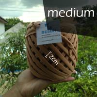 Jual Tshirt Yarn / Tarn / Benang Kaos / Benang Rajut - Medium Murah