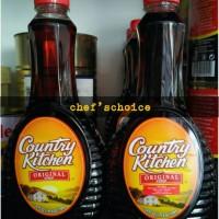 Country Kitchen Original Syrup/ Sirup Jagung Sirup Maple USA 710ml