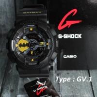 Jual Gshock Batman Edition Casio Grade Original / Superhero / Jam Tangan Murah