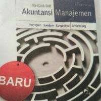 harga Pengantar Akuntansi Manajemen Ed.16 Jl.1*horngren Tokopedia.com