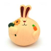 Squishy Onion Rabbit Kiibru original packaging slow rising scented
