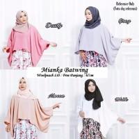 Jual Baju Wanita / Blouse Mianka Batwing Murah