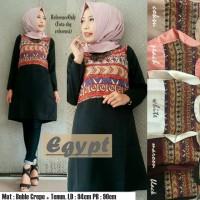 Jual Baju Wanita / Blouse Egypt Tunik Murah