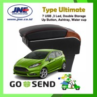 Box Armrest USB Charger Ford Fiesta Type Ultimate