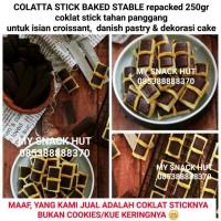COLATTA STICK 250GR - COKLAT STICK - COKLAT STIK - CHOCOLATE STICK