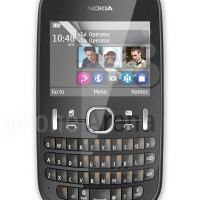 Nokia Asha 200 - Dual Sim QWERTY