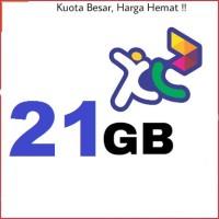 XL KUOTA 21 GB - KARTU PERDANA INTERNET XL KUOTA 21GB