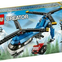 Lego 31049 Creator : Twin Spin Helicopter