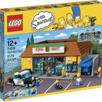 LEGO 71016 : Kwik E-Mart