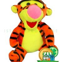 harga Boneka Sitting Disney Character Cop Tiger 8