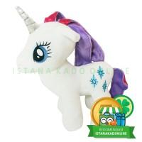 """Boneka Karakter My Little Pony Rarity White 13"""""""