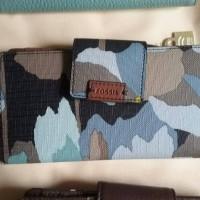 Fossil wallet tab emma flower