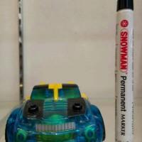 mainan action figure transformer bumblebee bisa rubah mobil robot