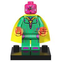 Jual Vision XH061 Marvel Avengers Super Heroes Minifigure Lego Brick KW Murah